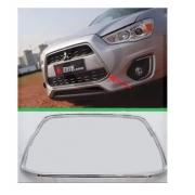 Friso Cromado Grade Do Parachoque Mitsubishi Asx 2013 2014 2015 2016