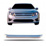 Friso Grade Inferior Ford Fusion 2010 2011 2012 Cromada