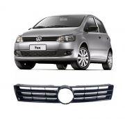 Grade Dianteira Do Radiador Volkswagen Fox 2011 2012 2013 2014 Preta