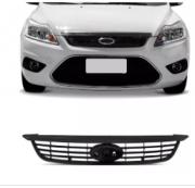 Grade Dianteira Ford Focus 2013 2014 2015 Com Friso Cromado