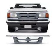 Grade Dianteira Ford Ranger 1993 1994 1995 1996 1997 Cromada
