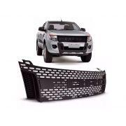 Grade Dianteira Ford Ranger 2012 2013 2014 2015 Modelo Raptor
