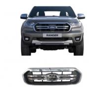 Grade Dianteira Ford Ranger 2019 2020 2021 Cromada