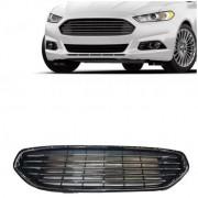 Grade Dianteira Friso Cromado Ford Fusion 2013 2014 2015 2016