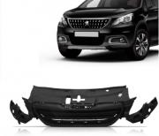 Grade Dianteira Interna Peugeot 2008 Anos 2015 2016 2017 2018 Preta