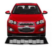Grade Dianteira Radiador Chevrolet Sonic 2012 2013 2014 2015 2016