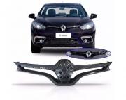 Grade Dianteira Renault Fluence 2014 2015 2016