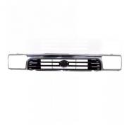 Grade Dianteira Toyota Hilux Sw4 1992 1993 1994 1995 Cromada