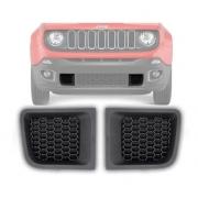 Grade Do Parachoque Lateral Jeep Renegade 2015 2016 2017 2018