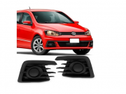 Grade Do Parachoque Lateral Volkswagen Gol G7 2016 2017 2018 Sem Furo