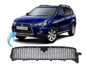 Grade Do Parachoque Mitsubishi Outlander 2010 2011 2012 2013 Central