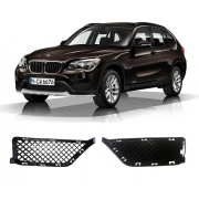 Grade Lateral do Parachoque Bmw X1 2013 2014 2015 2016