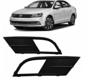 Grade Lateral Do Parachoque Volkswagen Jetta 2015 2016 2017 2018