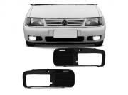 Grade Moldura Do Milha Volkswagen Polo Classic 1996 1997 1998 1999 2000 2001 2002 2003 2004 Com Furo