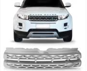 Grade Radiador Land Rover Evoque Pure Prestige 2014 2015 Prata