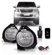 Kit Farol Milha Toyota Hilux Sr Srv 2012 2013 2014 2015