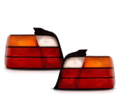 Lanterna Traseira Bmw Serie 3 318i 320i 325i 328i 330i 1992 1993 1994 1995 1996 1997 1998 Tricolor Sedan Tyc Depo