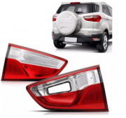 Lanterna Traseira Ford Ecosport 2012 2013 2014 2015 Mala Fume