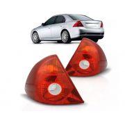 Lanterna Traseira Ford Mondeo 2002 2003 2004 Tricolor