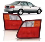 Lanterna Traseira Honda Civic 1999 2000 Mala