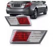 Lanterna Traseira Honda Civic 2012 2013 2014 2015 2016 Mala
