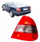 Lanterna Traseira Mercedes C180 C200 C220 1994 1995 1996 1997 1998 Fume