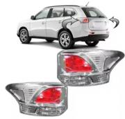 Lanterna Traseira Mitsubishi Outlander 2014 2015 Canto