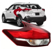 Lanterna Traseira Nissan Kicks Ano 2017 2018 2019