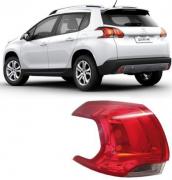 Lanterna Traseira Peugeot 2008 Anos 2015 2016 2017 2018 Canto