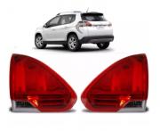 Lanterna Traseira Peugeot 2008 Anos 2015 2016 2017 2018 Mala