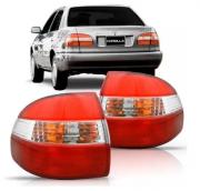 Lanterna Traseira Toyota Corolla 1998 1999 2000 2001 2002 Canto