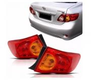Lanterna Traseira Toyota Corolla 2008 2009 2010 2011 Canto