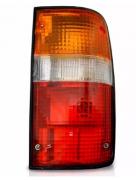 Lanterna Traseira Toyota Hilux Pickup Srv 2002 2003 2004 Lente Lisa