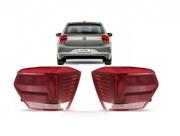 Lanterna Traseira Volkswagen Polo 2018 2019 2020