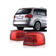 Lanterna Traseira Volkswagen Spacefox  2011 2012 2013 2014 Canto