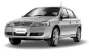 Lente Farol Chevrolet Astra 2003