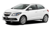 Lente Farol Chevrolet Onix 2013