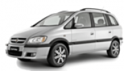 Lente Farol Chevrolet Zafira 2001
