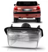 Luz Da Placa Peugeot 206 1998 1999 2000 2001 2002 2003 2004 2005 2006 2007 2008 2009 2010 2011