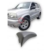 Moldura Aplique Parachoque Dianteiro Chevrolet Tracker  2004 2005 2006 2007 2008