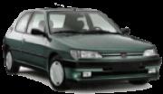Moldura Farol Peugeot 306 Ano 1997 1998 1999 2000 2001 2002
