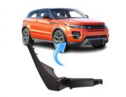 Moldura Parachoque Dianteiro Land Rover Range Rover Sport 2015 2016 2017 Com Furo Sensor