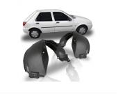 Parabarro Dianteiro Ford Fiesta 1996 1997 1998 1999 2000 2001 2003
