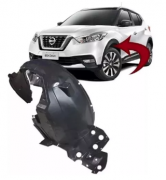 Parabarro Nissan Kicks 2017 2018 2019 2020