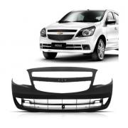Parachoque Dianteiro Chevrolet Agile 2009 2010 2011 2012 2013 2014