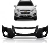 Parachoque Dianteiro Chevrolet Tracker 2014 2015 2016 Sem Grade