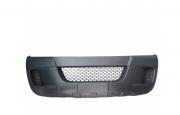 Parachoque Dianteiro Fiat Iveco Daily 2013 2014 2015 2016 2017 2018 2019 2020 Com Grade Inferior Colmeia