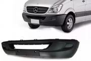 Parachoque Dianteiro Mercedes Sprinter 2012 2013 2014 Sem Furo Para Milha