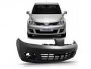 Parachoque Dianteiro Nissan Tiida 2007 2008 2009 2010 2011 2012