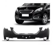 Parachoque Dianteiro Peugeot 2008 Anos 2015 2016 2017 2018 Sem Furo Para Sensor